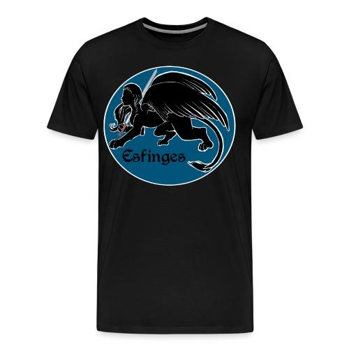 Esfinges Logo - Men's Premium T-Shirt