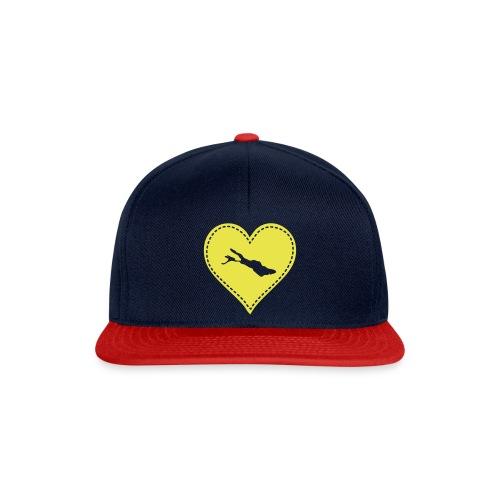 PARTNER Cap Bodensee Heart - Snapback Cap