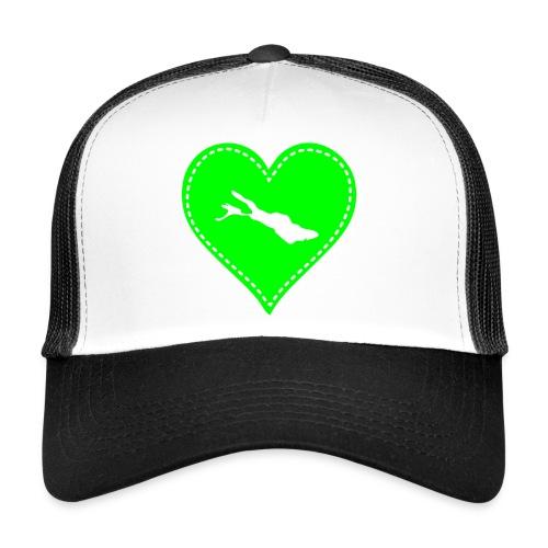 PARTNER Cap Bodensee Heart - Trucker Cap