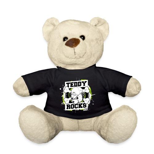 Teddy Rocks Festival Bear - Teddy Bear