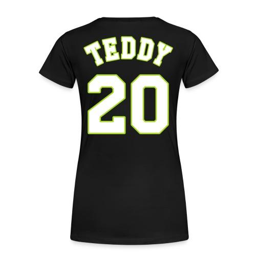 Team Teddy20 women's tee - Women's Premium T-Shirt