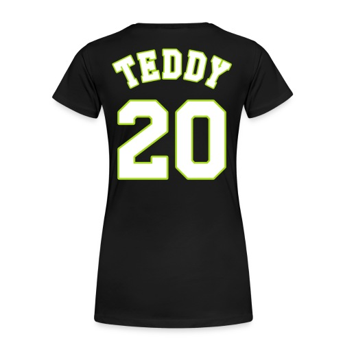 Team Teddy20 women's tee - Women's Premium T-Shirt
