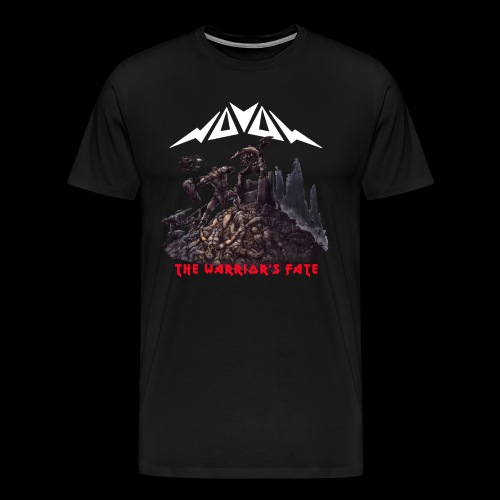T-Shirt The Warrior's Fate - Männer Premium T-Shirt