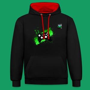 DPG trui - Contrast hoodie