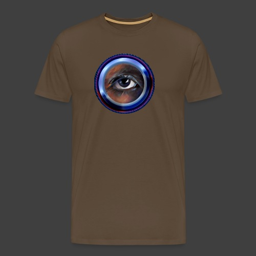 I'm Watching You - Men's Premium T-Shirt