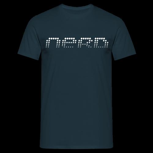 Nerd T-Shirt - Männer T-Shirt