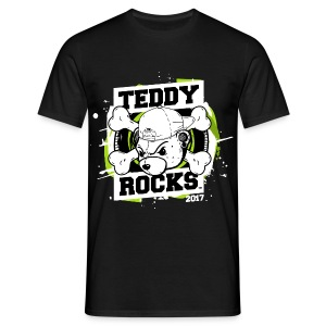 Teddy Rocks Festival tee - Men's T-Shirt