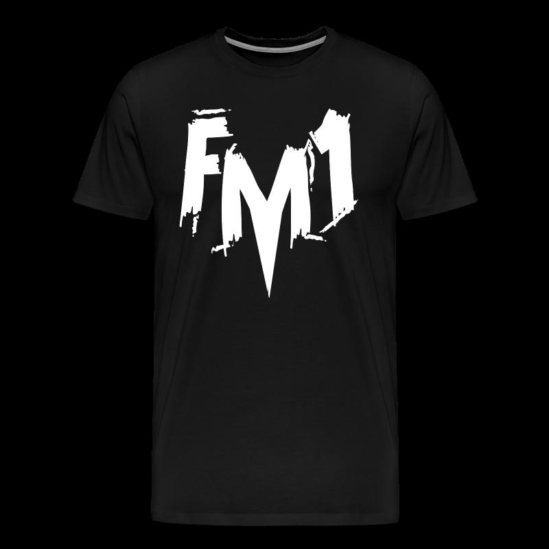 FM1 - Punky (unisex) - Herre premium T-shirt