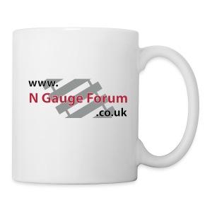 Small Logo Mug - Mug
