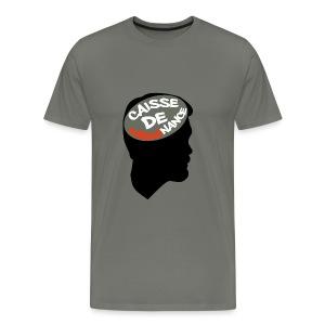 caisse de raisonnance - T-shirt Premium Homme