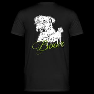 Boxer - Männer T-Shirt