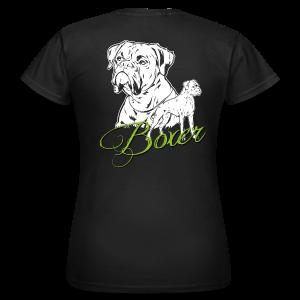 Boxer - Frauen T-Shirt