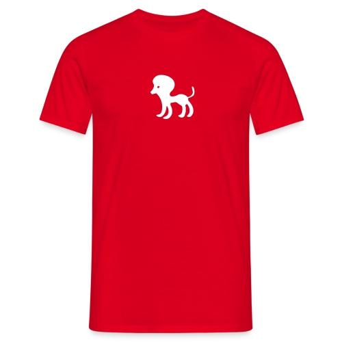Pudel Sports Shirt - Männer T-Shirt