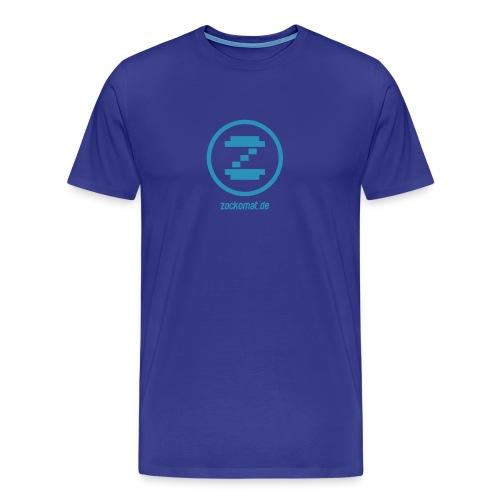 Zockomat Fanshirt - Männer Premium T-Shirt