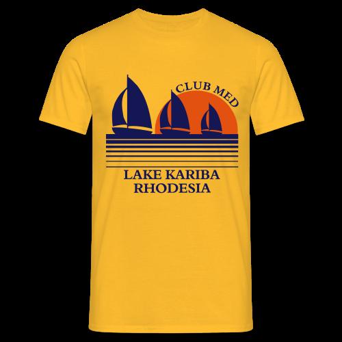 Club Med Kariba - Männer T-Shirt