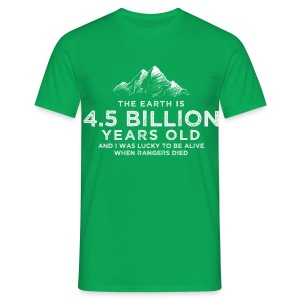 4.5 Billion - Men's T-Shirt