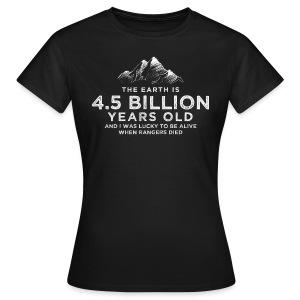 4.5 Billion - Women's T-Shirt