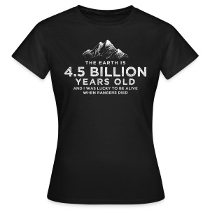 4.5 Billion - Women's T-Shirt