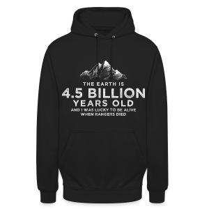 4.5 Billion - Unisex Hoodie