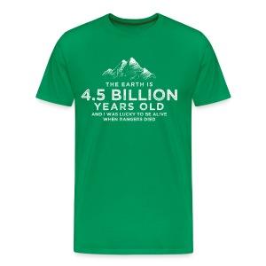 4.5 Billion - Men's Premium T-Shirt