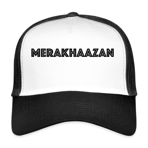 Trucker Cap Merakhaazan - Trucker Cap