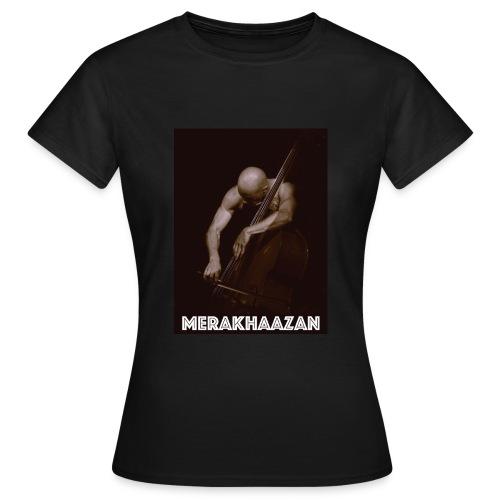 T-Shirt Femme Merakhaazan - T-shirt Femme
