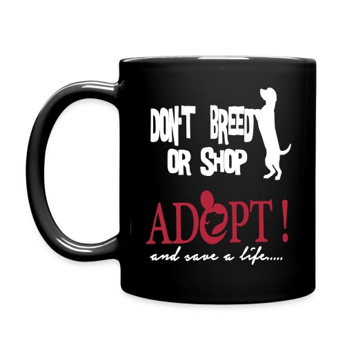 ACTIVE FRIENDS ADOPT - Tasse einfarbig