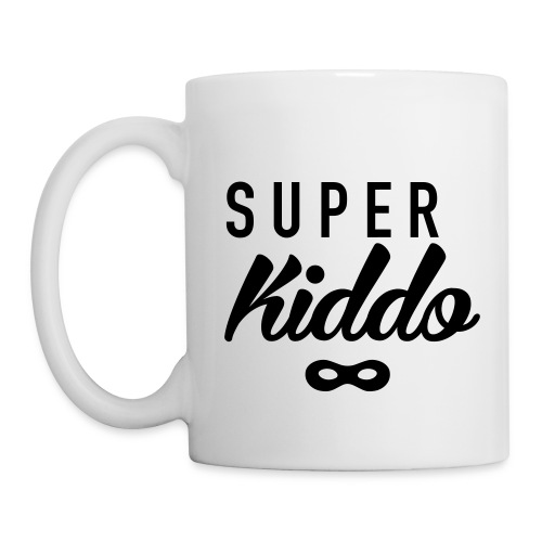 Super Kiddo Buchstaben Tasse (Personalisierbar) - Tasse