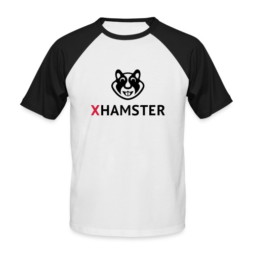 Men's Baseball T-Shirt - xhamster,workout,unique,sexy,sex,porno,porn,nerd,music,gym,geek,game,funny,fashion,fantasy,cool,comic,bodybuilding,best,apron