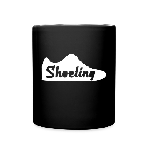 Shoeting Cup - Tasse einfarbig