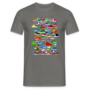 Sneakerworld - Männer T-Shirt