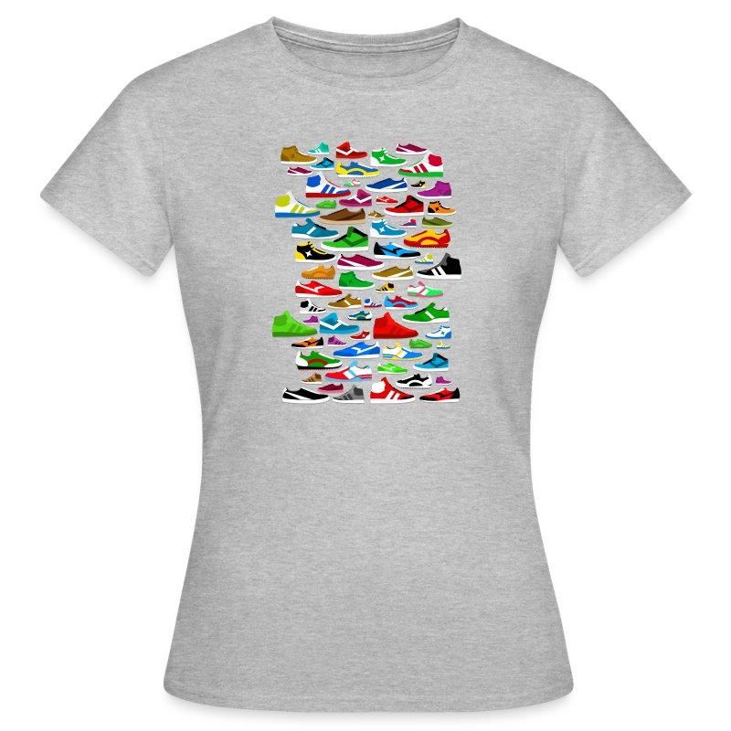 Sneakerworld - Girls - Frauen T-Shirt