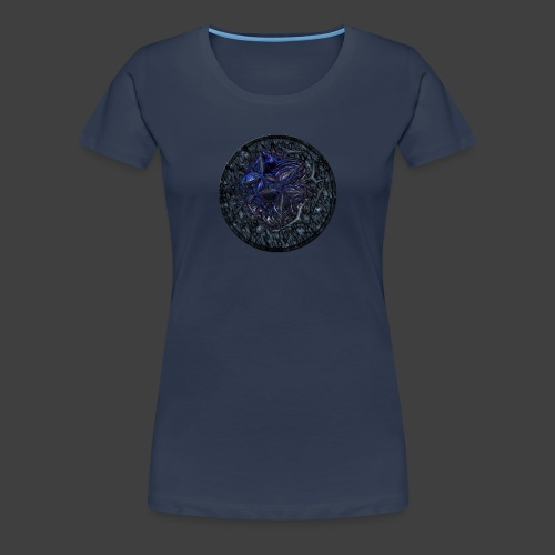 Neither Dog Nor Wolf - Women's Premium T-Shirt