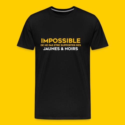 T-SHIRT HOMME Impossible... - T-shirt Premium Homme