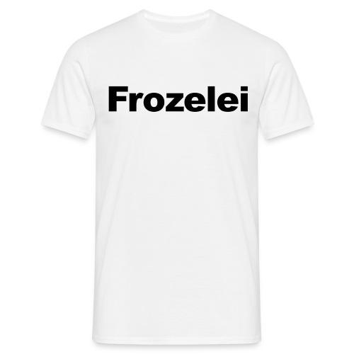 Shirt - Frozelei - Männer T-Shirt
