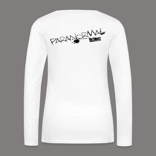 Shirt, Woman - Frauen Premium Langarmshirt
