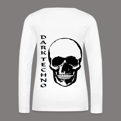Longarm Shirt - Frauen Premium Langarmshirt