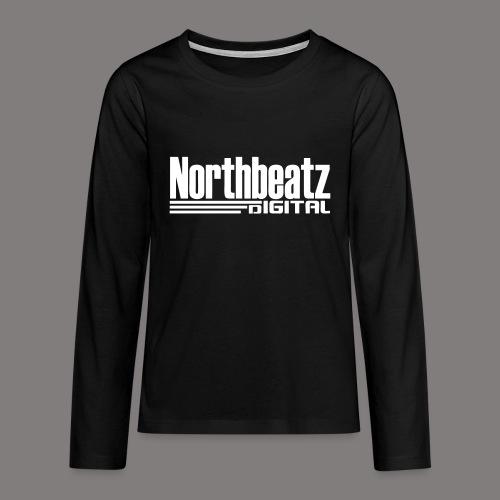 Longarm Shirt - Teenager Premium Langarmshirt