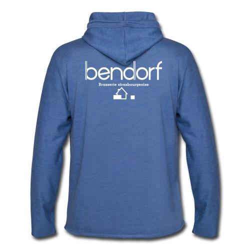 Sweat Léger Unisex Bendorf - Sweat-shirt à capuche léger unisexe