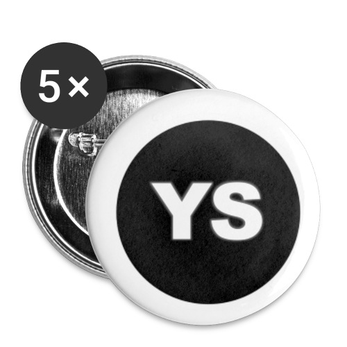 Youth Scripture Badge - Buttons medium 32 mm
