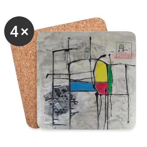 Atelier - Untersetzer (4er-Set)