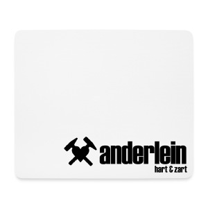 Anderlein-Mouse-Pad - Mousepad (Querformat)
