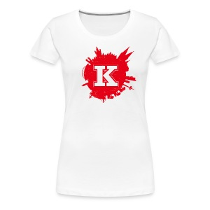 Planet K - Frauen Premium T-Shirt