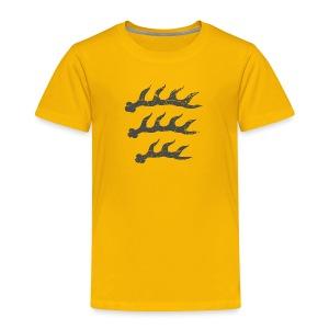 Schwaben Geweih - Kender - Kinder Premium T-Shirt