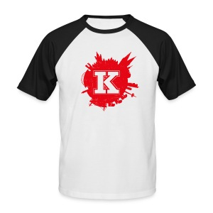 Planet K - Männer Baseball-T-Shirt