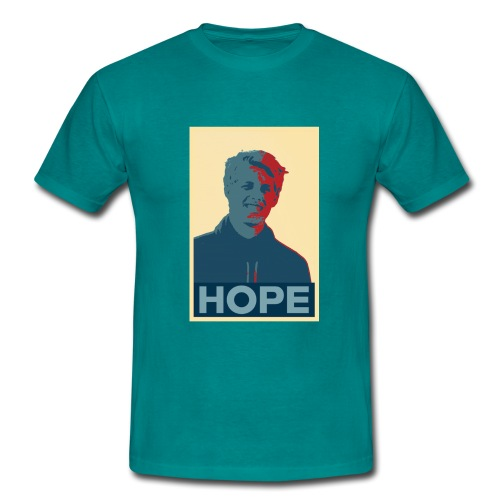 Hope Collection - Ludo  - Männer T-Shirt