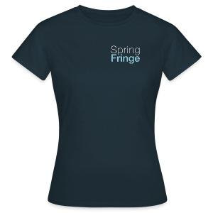 Spring Fringe female - Frauen T-Shirt