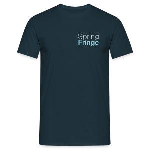 Spring Fringe male - Männer T-Shirt