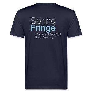 Spring Fringe Eco male - Männer Bio-T-Shirt