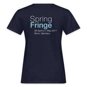 Spring Fringe Eco female - Frauen Bio-T-Shirt